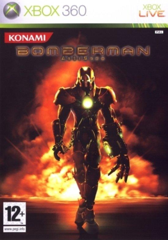 Bomberman - Act Zero