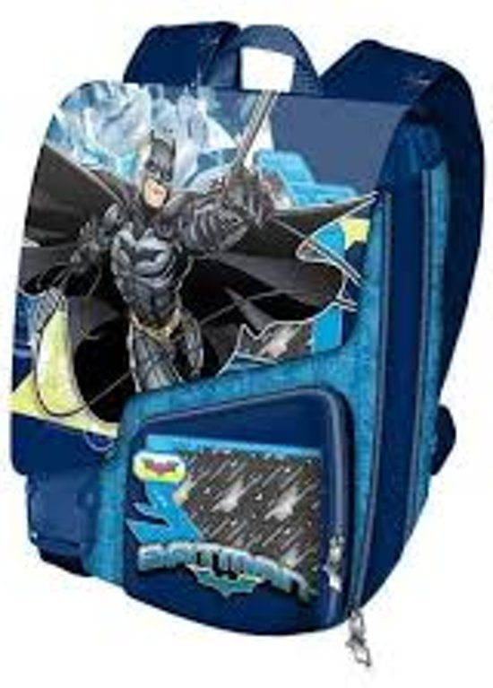 Solapa Rugzak Gotham Batman Gotham Batman Rugzak Batman Solapa Solapa ID9YH2EW