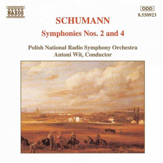 Symphony Nos.2 & 4