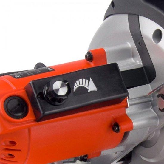 Spero Staal cirkelzaag SPC230 1700Watt - diepte 84mm - 230mm zaagblad