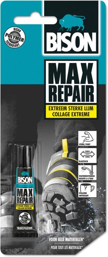 Bison max repair tube 8 g