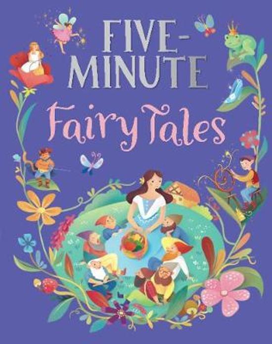 Bolcom Five Minute Fairy Tales Make Believe Ideas Ltd