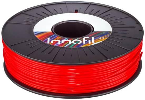 Innofil 3D PLA 2.85 mm Rood 750 g