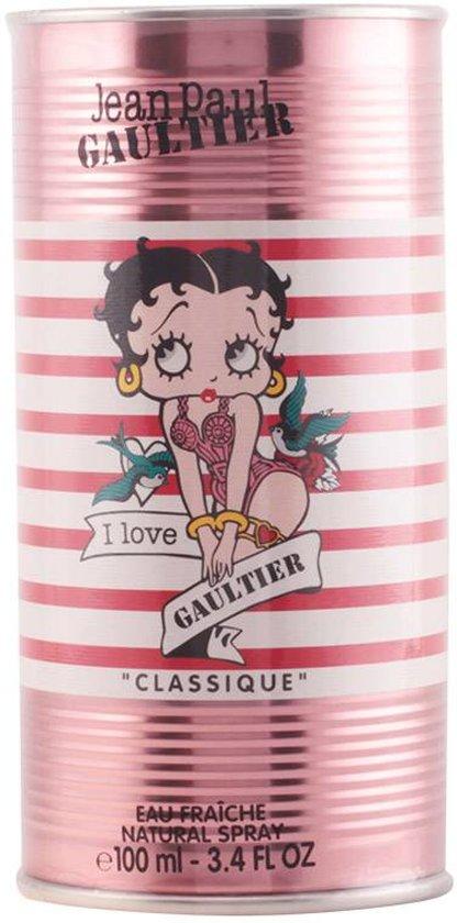 pGaultier Classique Ml Spray J Boop Betty EFEdt 100 80OwPnk