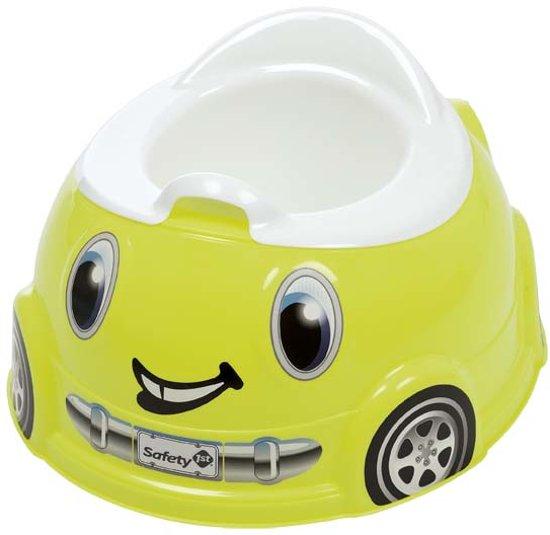 Safety 1st Potje Auto - Lime / Wit