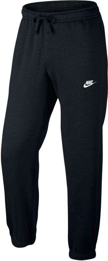 Nike Sportswear Club Pant CF BB Joggingbroek Heren - Black/White