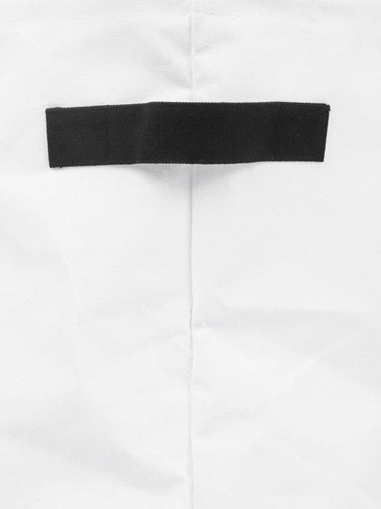 Jollein Indians Mand XL Canvas - Zwart/Wit