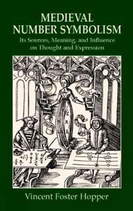 Bol Medieval Number Symbolism Hopper 9780486414300 Boeken