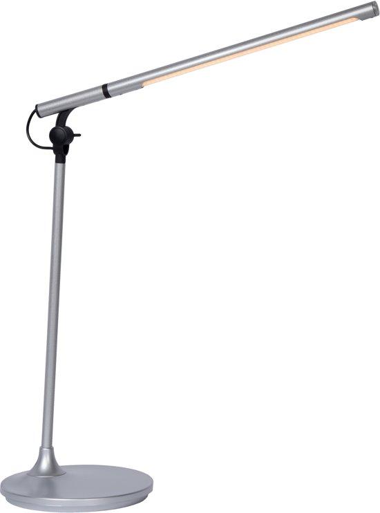 Lucide Elmo - Bureaulamp - Grijs