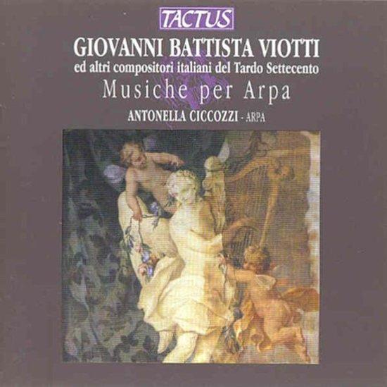 Viotti et al : Musiche per Arpa / Ciccozzi