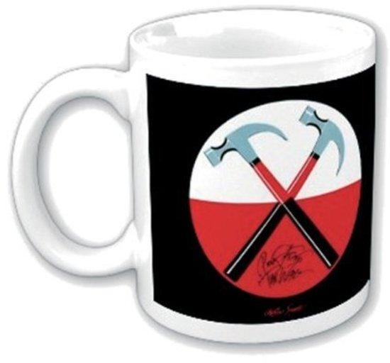 Bol Rock Off Pink Floyd The Wall Hammers Logo Usa Mok Beker