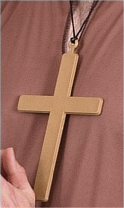 Gouden monniks kruis