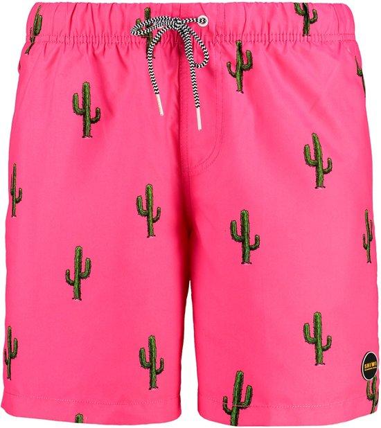 Hippe Zwembroek Heren.Bol Com Shiwi Cactus Zwembroek Roze Xl