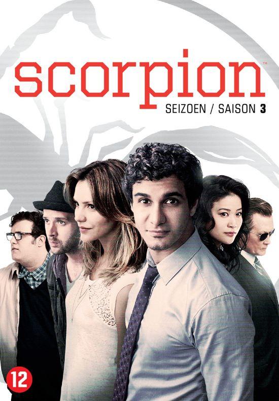 Scorpion - Seizoen 3