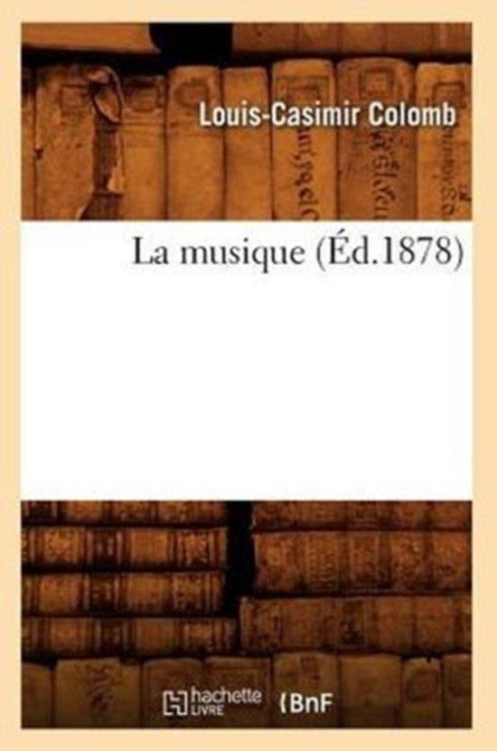 La Musique (�d.1878)