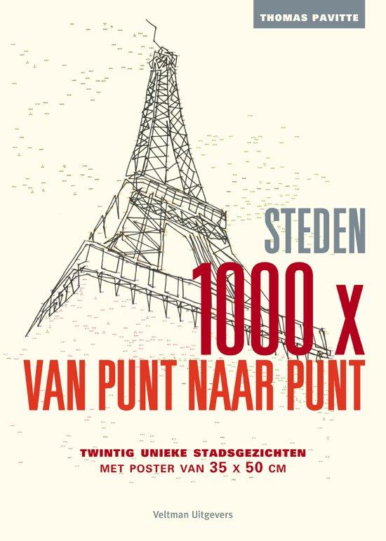 1000x van punt naar punt - Steden