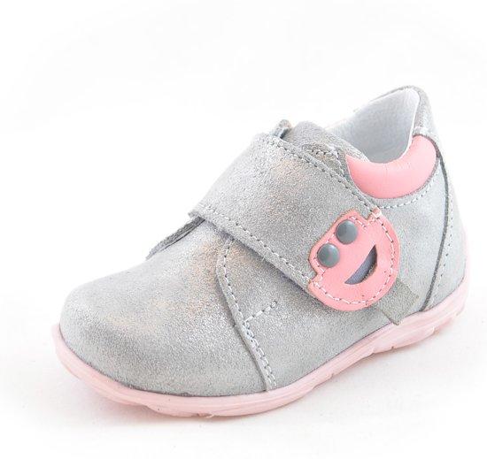 Kinderschoenen Maat 23.Zilveren Meisjes Schoenen Maat 23 Globos Giftfinder
