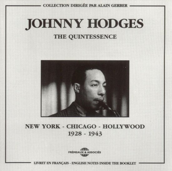 The Quintessence: New York, Chicago, Hollywood 1928 - 1943