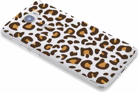 Conception Animale Léopard Imprimé Cas Tpu Pour Huawei Y5 TKwj5i