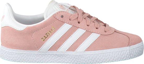 e22e76c412b bol.com | Adidas Meisjes Sneakers Gazelle C - Roze - Maat 34