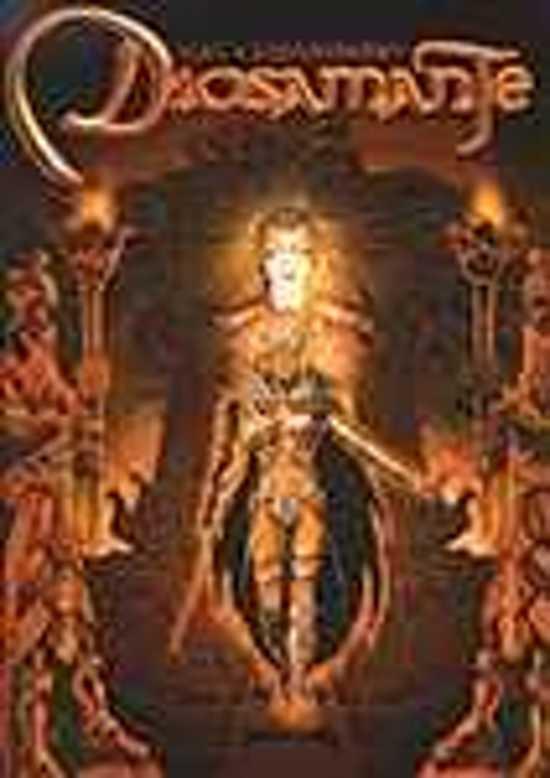 Diosamante 01. het koninkrijk van vuur