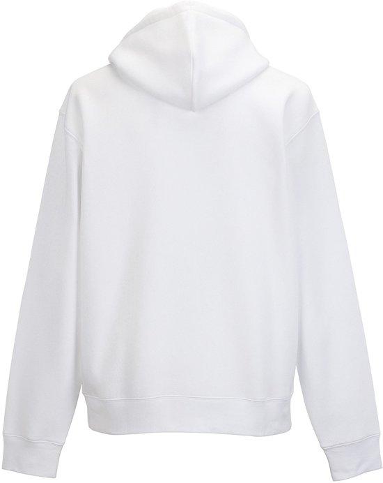Russell Authentic Hoodie Voor Heren Wit S SwvZ8NRa 6FkAuOGY