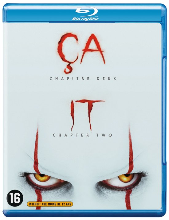 DVD cover van IT: Chapter Two (Blu-ray)