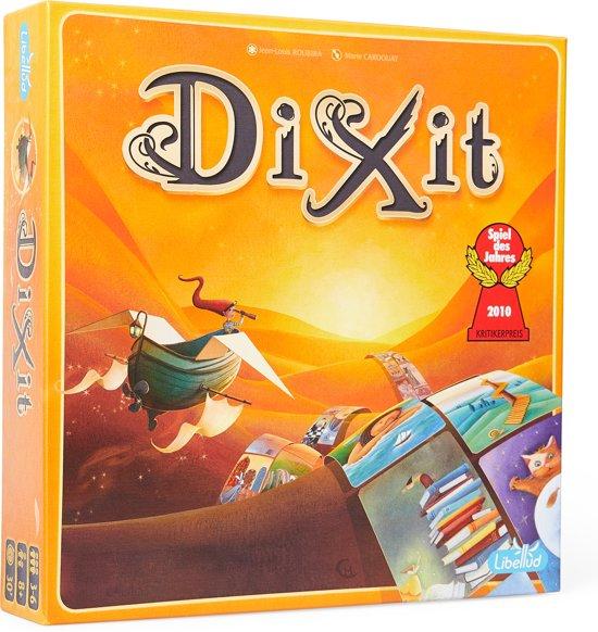 Afbeelding van het spel Dixit Basisspel 1 - Kaartspel