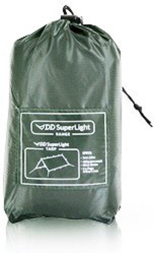 DD Hammocks Superlight Tarp - Olive Green