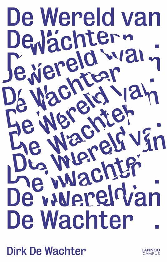 Boek cover De wereld van De Wachter (E-boek - ePub-formaat) van Dirk De Wachter (Onbekend)