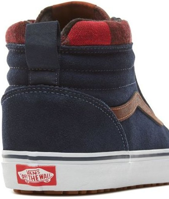Blauw Heren Dress Sneakers Hi Ward Maat Mn Vans 42 Mte xZ4PXq