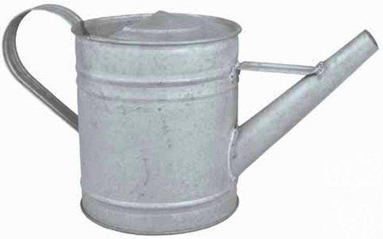 Oud zink gieter 0,75 lt