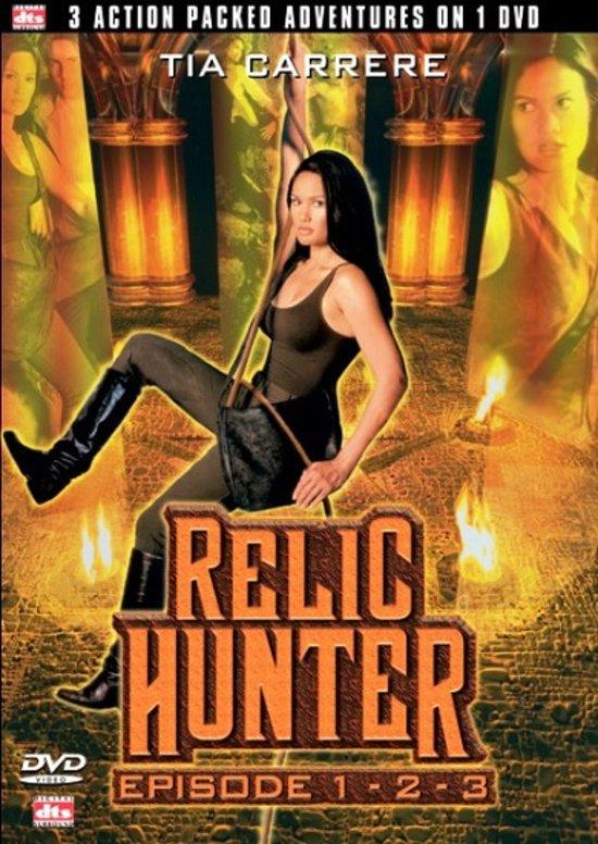 Bol Com Relic Hunter Episode 1 3 Dvd Tia Carrere Dvd S