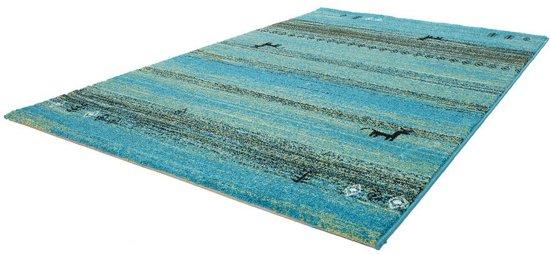 Obsession Gabor Vloerkleed 80x150 Turquoise 412