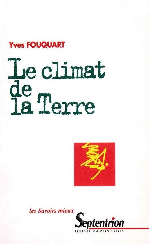 Le climat de la terre