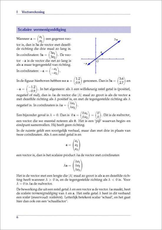vervolgboek wiskunde