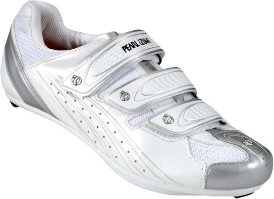 Blanc Pearl Izumi Select Chaussures Avec Velcro Pour Les Hommes 1md4hWhPkf