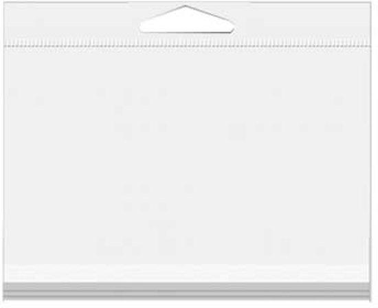Headerbags Hersluitbaar en Kristalhelder 29.1x22.3cm (100 Stuks) [HB118XL]