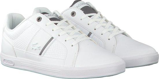 44 Sneakers Wit Lacoste Maat Europa Heren cFa6qRFYO7