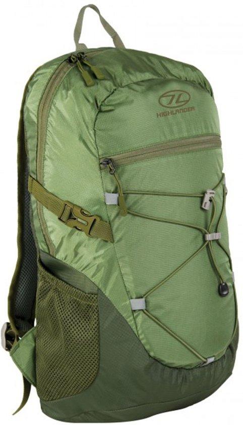 Highlander Backpack - Unisex - groen