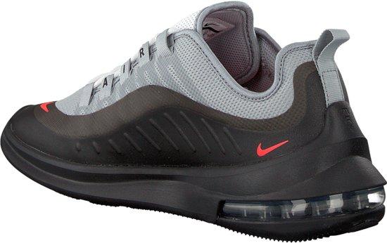 Nike Air Max Axis Sneakers Heren Wolf GreyTotal Crimson Wolf GreyTotal Crimson Black