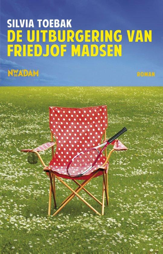 cover De uitburgering van Friedjof Madsen