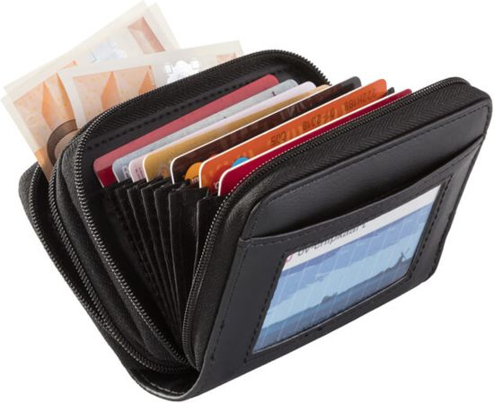 e71afc0644a bol.com | Safe Wallet 2.0 - Pasjes Houder 36 Pasjes - RFID Blocking