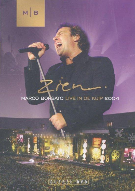 Cover van de film 'Marco Borsato - Zien Live In De Kuip 2004'