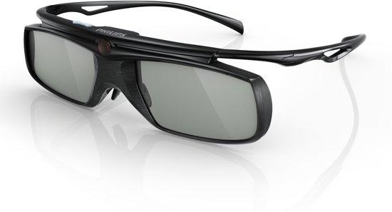 817dd12d71d1b8 Philips PTA509 - 3D-bril actief - Zwart