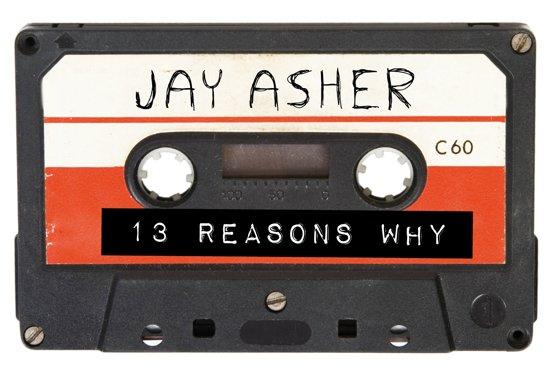 Boek cover Thirteen reasons why - dwarsligger (compact formaat) van Jay Asher (Onbekend)