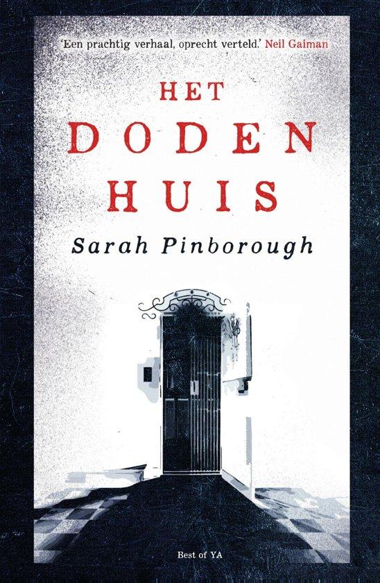 Boek cover Het dodenhuis van Sarah Pinborough (Onbekend)