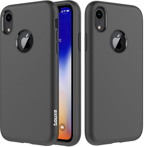 Douxe© Ultra Hybrid Hard Protect Hoes voor Apple Iphone Xr