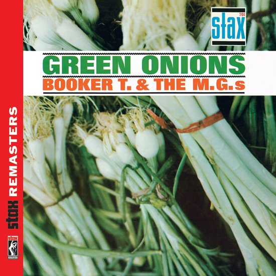 Green Onions Stax Remasters)