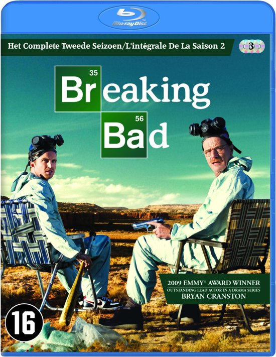 Breaking Bad - Seizoen 2 (Blu-ray)